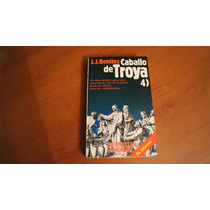 Libro Caballo De Troya 4 Cuatro Jj Benitez J J 3era Edicion