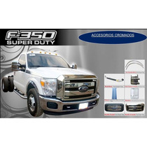 Kit Cromado Ford F-350 F-250 Super Duty 2011+ Manilla Espejo