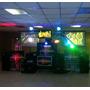 Alquiler De Sonido,iluminacion,audiovisuales,efectos Y Mas