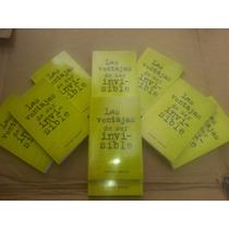 Las Ventajas De Ser Invisible (stephen Chbosky) Libro Fisico