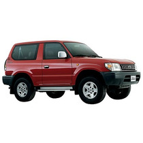 Amortiguador Trasero Kyb Toyota Prado Meru Made In Japan!