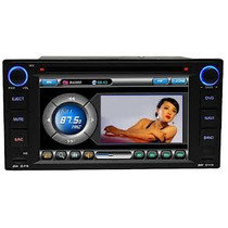 Reproductor Dvd Gps Garmin Tv Pantalla 6.2 P Toyota Fortuner