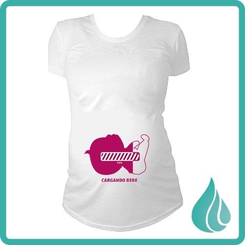 229f7c101 Camisas Personalizadas Baby Shower Cumpleaños Embarazadas  0.12 ...