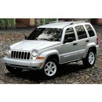 Kit Cromado Platina Borde De Ventana Jeep Cherokee Liberty