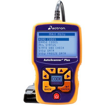 Scanner Automotriz Actron Cp9580 Plus Obd2 Can Y Abs Español