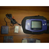 Game Boy Advance Coleccionable Dañado