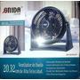 Ventilador De Alta Velocidad De 20,32cm Marca Onida