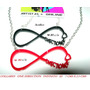Collares One Direction Infinitos Artistas Online