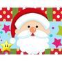 Kit Imprimible Navidad Invitaciones Cajas Muñecos Arbol