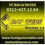 Empresa De Fumigaciones Bay-were C.a. Ss13