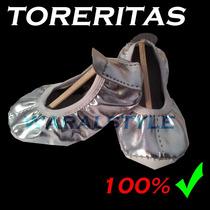 Toreritas Zapatillas Disfraz Ballet Bailarinas Sandalias