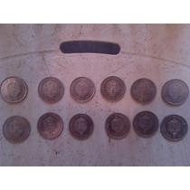 Doce Monedas Antiguas De Bs 5. Venezuela. Año 1987. Lvbp13