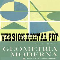 Geometria Moderna Autor: Edwin E. Moise
