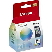 Cartucho Canon Cl-211 Color