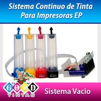 Sistema Continuo T22 Tx130 Tx320f Tx430w Nx127 Nx230