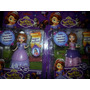 Figuras Muñecas Princesa Sofia Disney Cambia Vestido 10 Cm
