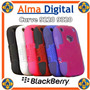 Forro Doble Perforado Blackberry 9220 9320 Curve Silicon