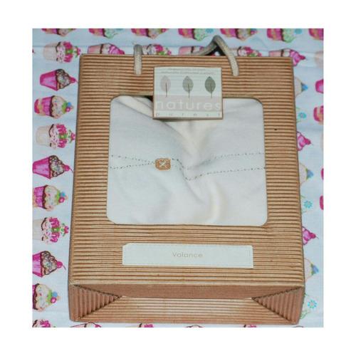 Cenefa de cortina algodon para cuarto de bebes bs - Cenefa habitacion bebe ...