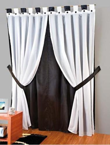 Cortinas sala habitacion comedor colchon cuna bs f for Ver cortinas de comedor
