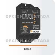 Protector Voltaje 220 Volt Gsm-c Exceline Monofásico Bombas