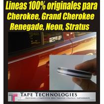Lineas Cherokee, Grand Cherokee, Renegade, Neon, Stratus