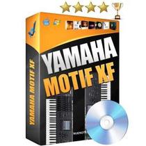 Yamaha Motif Xf Series Libreria Para Kontakt Vst Plugins