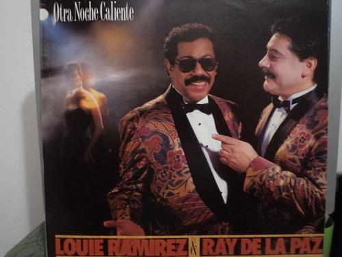 Salsa  - Louie Ramirez Y Ray De La Paz -  Medley -   Lp