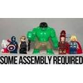 Lego Super Heroes Avengers !! Una Figura En Subasta