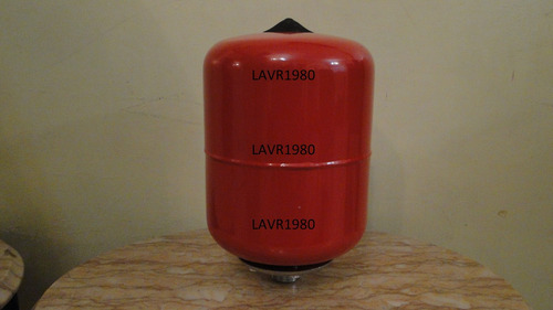 Tanque pulmon precargado 5 litros para bomba for Tanque hidroneumatico 100 litros