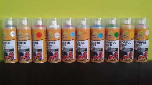 Plasti dip marca carlas pintura plastica en spray bs f - Precios pintura plastica ...