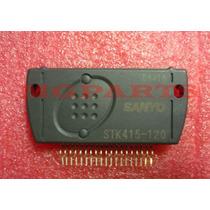 Stk415-120 Ic Amplificador De Audio Original Sanyo
