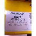 Cable Bujía Chevrolet Swift 1.6 92 Al 97 16valv