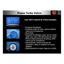 Mopa Turbo Velcro Una Cara