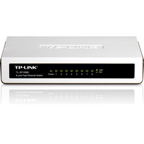 Switch Tp-link Tl- Sf1008d 8pt 10/100 Tp-link 200mbps