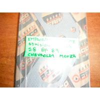 Empacadura Multiple De Admision Chevrolet Monza 1.8