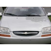 Capot Para Chevrolet Aveo 2004 2005 Nuevo De Paquete