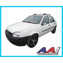 Ford Fiesta Kit Cromado De Fiesta 1998 Al 2003!
