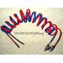 Mangueras Aire Aspiral Roja Y Azul Chuto - Batea / Completa