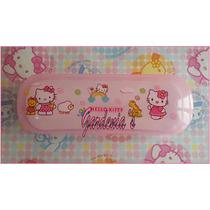 Estuche Para Lentes Hello Kitty