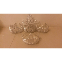 Hermosas Coronas Plasticas Para Niñas