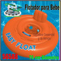 Flotador Inflable Salvavidas Para Bebe 76cm Intex 56588 Play
