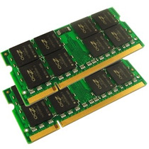 Memoria Para Laptop Ddr2 2gb Pc5300 667 Mhz