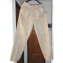Pantalon De Vestir Y Jean Para Caballero Color Beis Kake