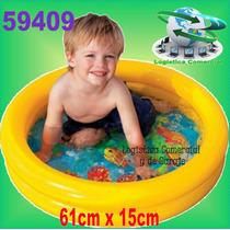Piscina Inflable Mi Primera Piscina Para Bebe 59409 Intex