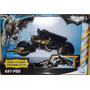 Bat-pod Batman The Dark Night - Motorcycle Vehicle - Vlf
