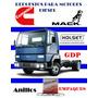 Overhaul Cargo 815/6ct/1721/4432\6bt Reptos Americanos G
