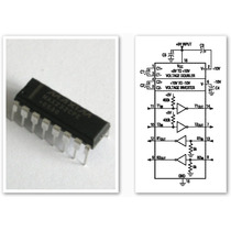 Componente Electronico Maxim Max232cpe Comunicación Serial