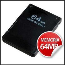 Memory Card 64mb Para Playstation 2 Tarjeta De Memoria Ps2