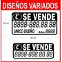 Calcomania Se Vende En Vinil Sticker Para Carros