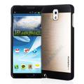 Protector Forros Estuches Samsung Galaxy Note 3 Metalicos